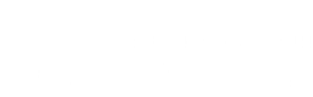 FBA The Football Business Academy logo