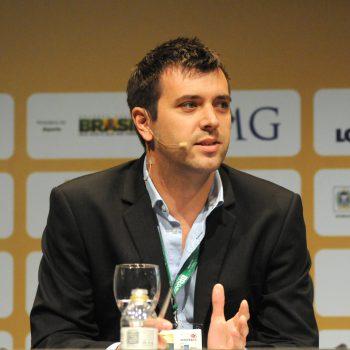 Daniel Wood, President of the football freestyle federation