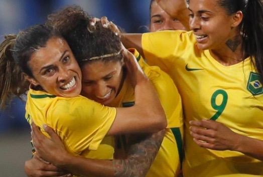 Brazilian Women's National Team football players