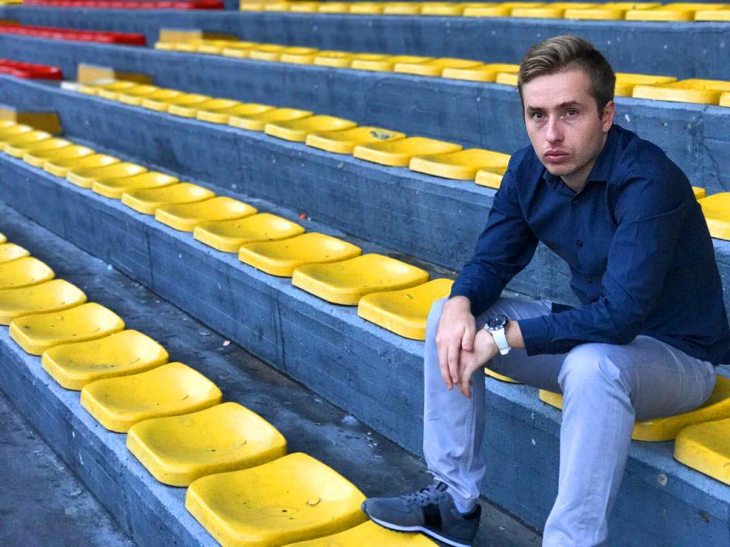 Santiago Praolini, a FBA student