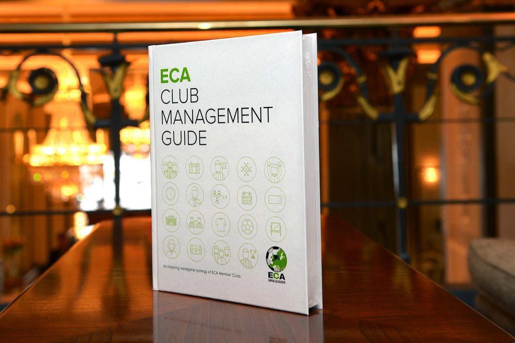 ECA Club Management Guide