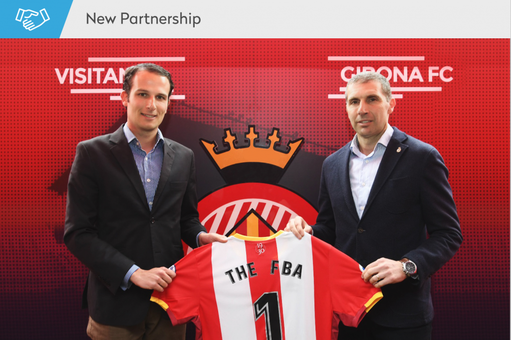 FBA partnership - Girona FC