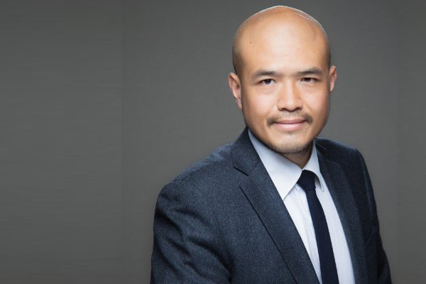 Romuald Nguyen, a FBA Guest Lecturer