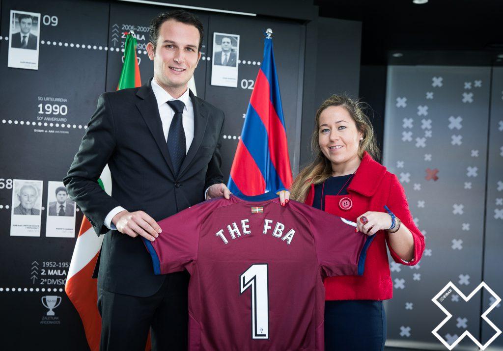 FBA partnership - Eibar