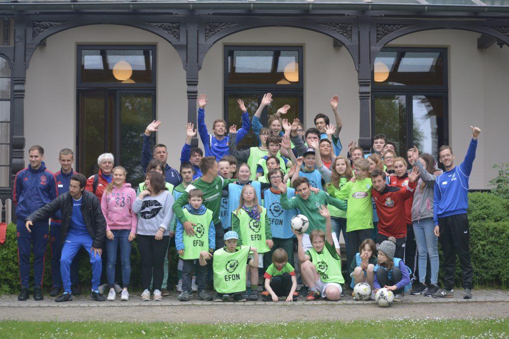 FBA partnership - EFDN