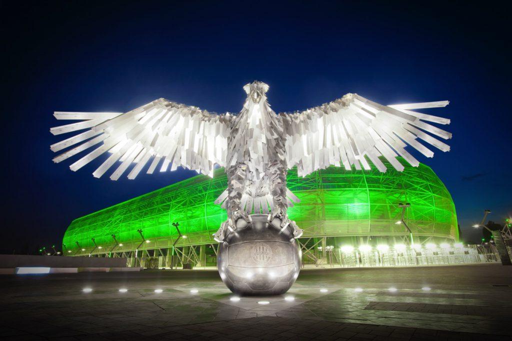 Groupama Arena Budapest stadium