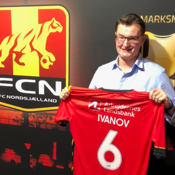 Stan Ivanov internship at FC Nordsjaelland
