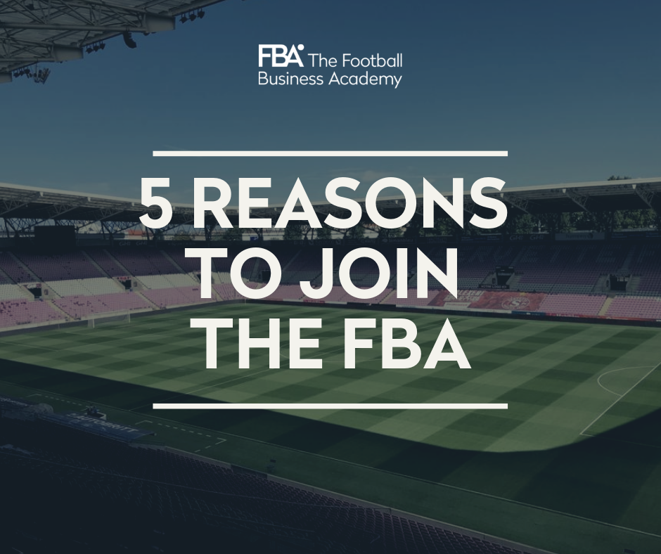5 reasons to join the FBA image