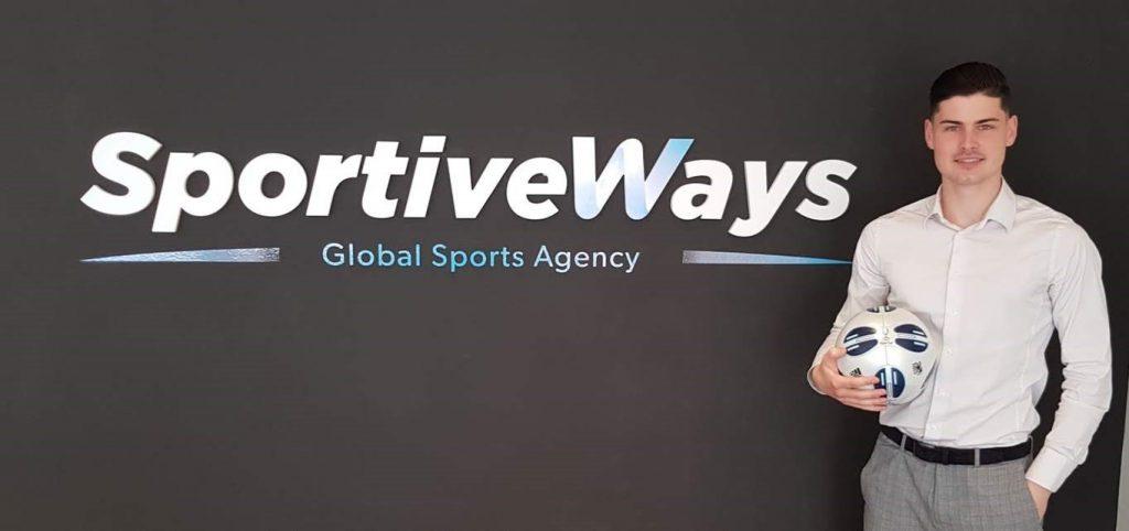 Louis Gasparini internship at SportiveWays