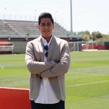 Fabian Baquero internship at Real Mallorca