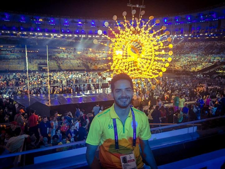 Ricardo Brito Teixeira, a FBA student