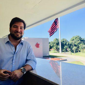 Guilherme Casanova internship at Clube de Regatas do Flamengo