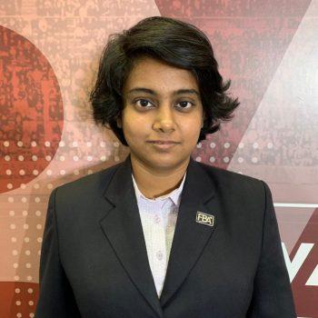 Mitzie Philjon, a FBA student