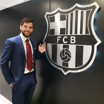 Sascha Dorsaz at FCB