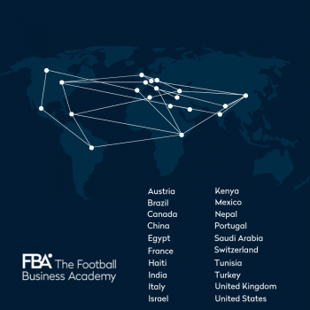 FBA 5th edition - students nationalities
