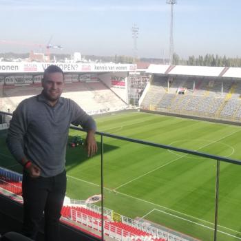 Michel Malek internship at Royal Antwerp FC