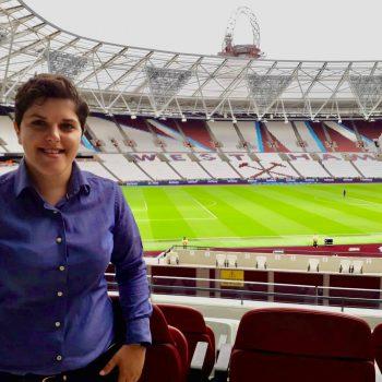 Catia at London Stadium