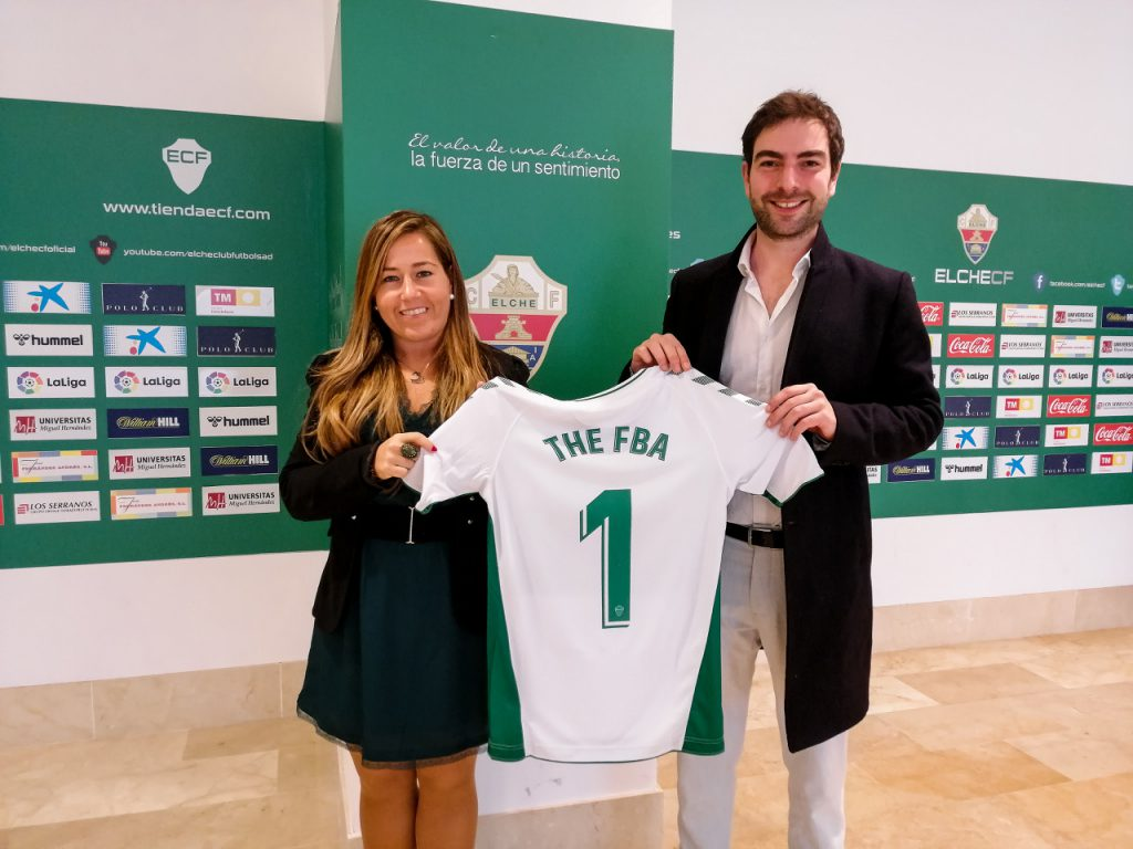 FBA partnership - Elche CF
