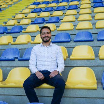 Ricardo Brito Teixeira internship at ESSMA