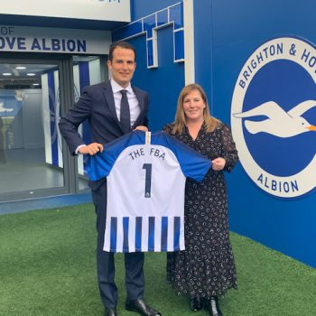 FBA partnership - Brighton & Hove Albion Football Club