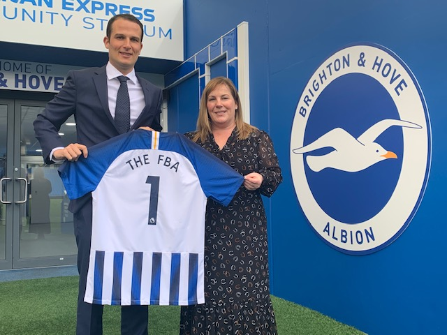 FBA partnership - Brighton & Hove Albion Football Club