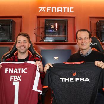 FBA Partnership - Fnatic