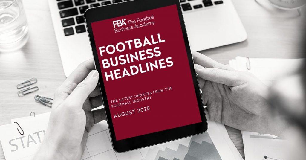 Football Business Headlines