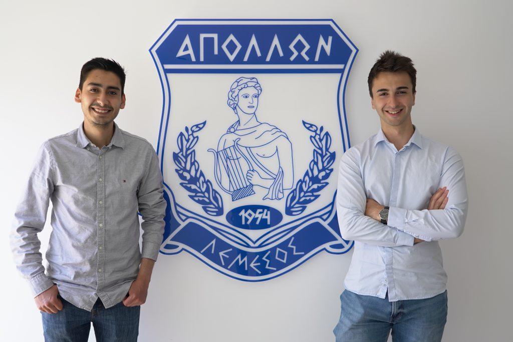 Hugo_Juan_Internship_Apollon FC